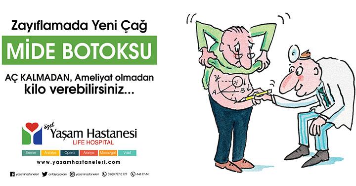Yaşam Hastaneleri Antalya