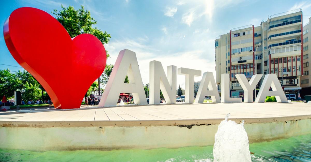 Antalya'yı Sevmek İçin 7 Neden