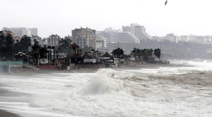 Antalyalılar Dikkat! Meteoroloji'den Uyarı