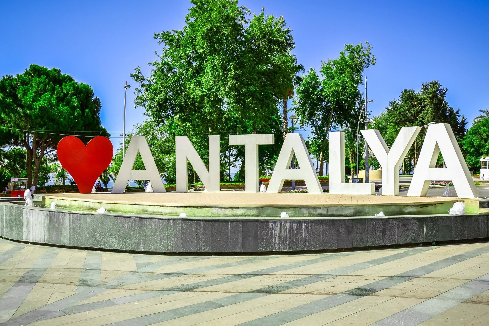 Antalya'da Sevgililer Günü'nde Gidilebilecek Mekanlar