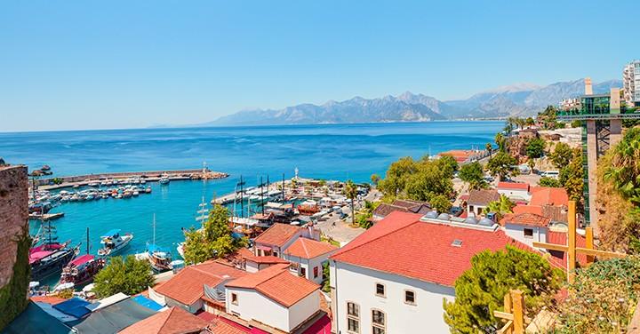 Antalya'yı Ziyaret Edenlerin Mutlaka Yapması Gereken 7 Şey