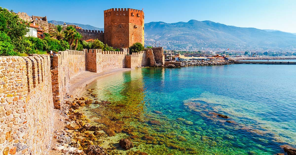 Antalya'da Keşfetmeye Değer Yerler