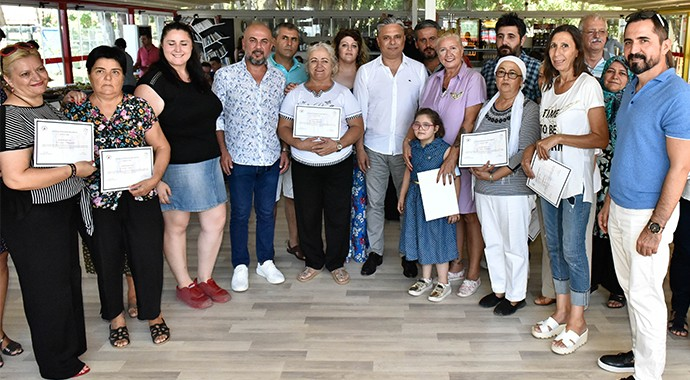 Muratpaşa'dan  Ailelere İşaret Dili Dersi