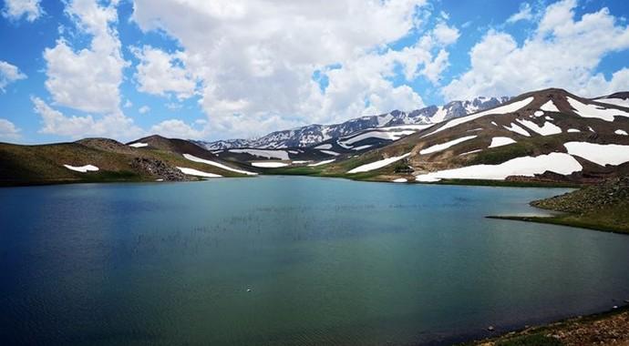 Antalya'nın Alpleri Eğrigöl