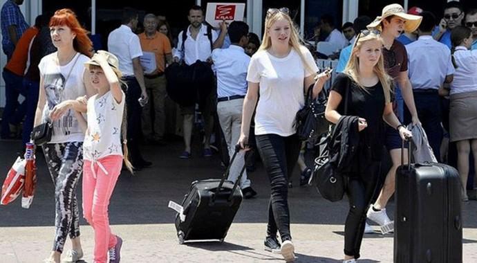 Antalya'da Turizmde Rekor Üstüne Rekor Kırılıyor