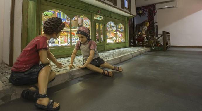 Antalya Anadolu Oyuncak Müzesi Yarıyıl Tatilinde Ücretsiz