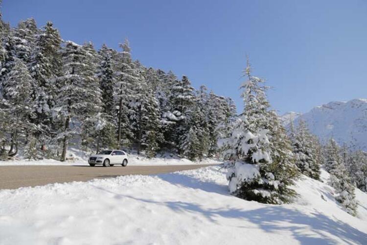 Antalya'da Ocak Ayında Mutlaka Gidilmesi Gereken Yerler