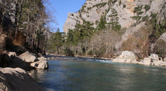 Antalya'nın Gizli Güzelliği: Üzümdere