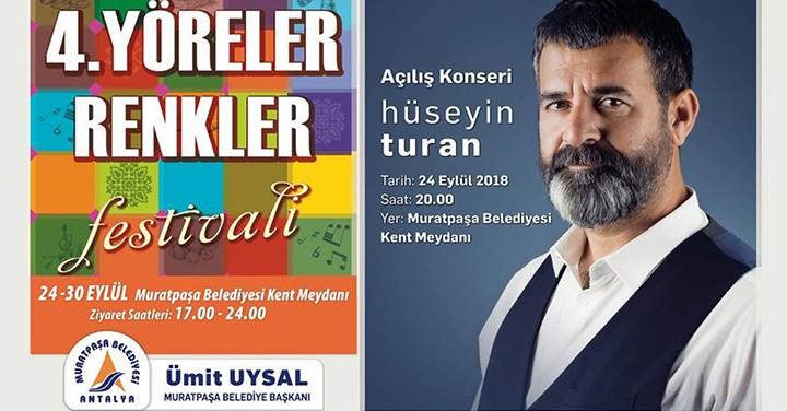 Hüseyin Turan - Konser