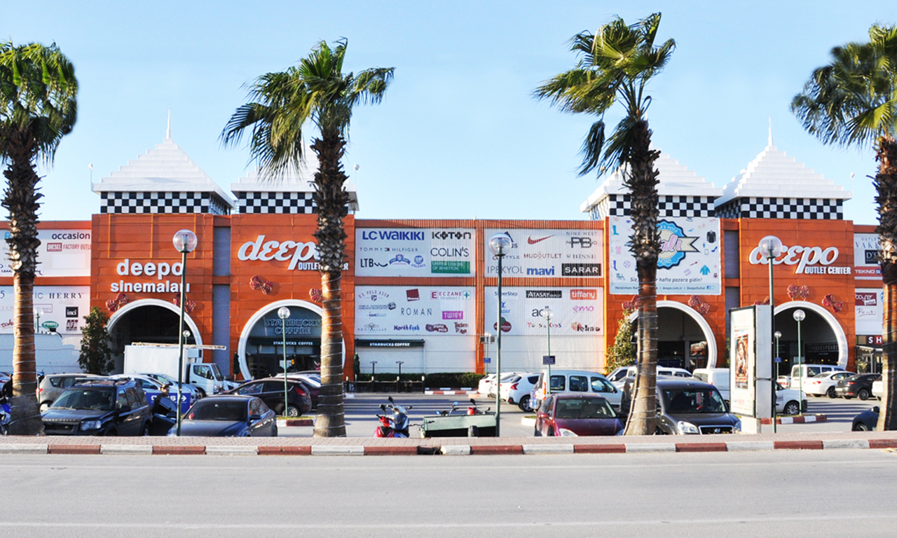 e6eacc344560c Deepo Outlet Center | Antalya Cityzone