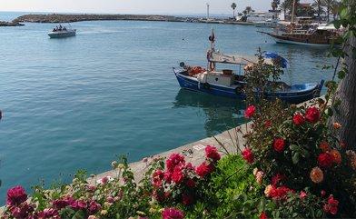 Manzarası Dillere Destan 7 Antalya Mekanı