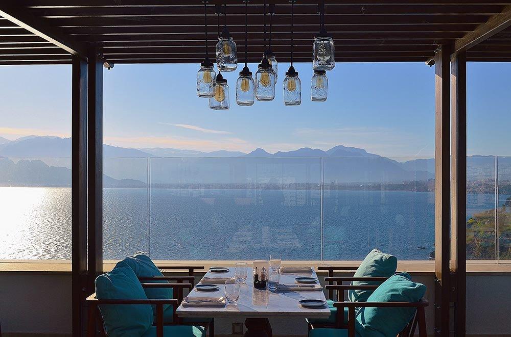 Antalya'nın En Lüks 7 Restoranı