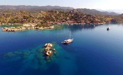 Antalya'da Mutlaka Görülmesi Gereken 7 Koy