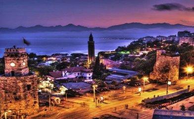 Antalya'da Sahur Yapılabilecek 7 Mekan
