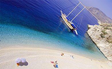 Antalya'nın Mutlaka Görülmesi Gereken 7 Plajı