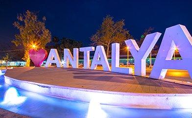 Antalya Denince Akla Gelen 7 Şey