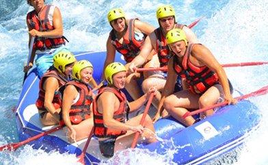 Antalya'da Eğlenceli  Bir Hafta Sonu İçin Gidilebilecek 7 Yer