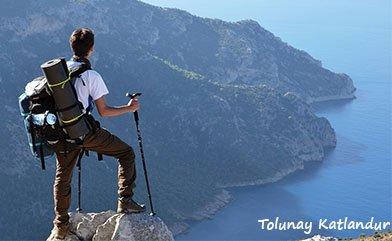 Likya Yolu'nun Antalya'daki 7 Durağı