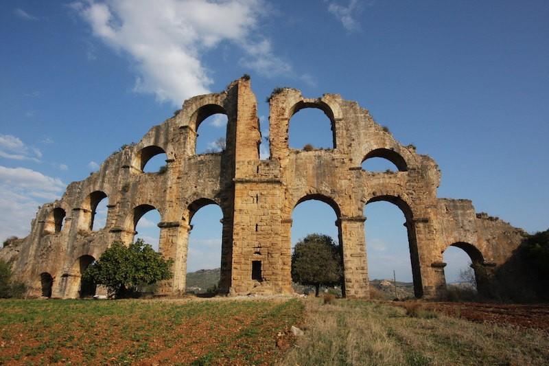 Antalya'da Görülmesi Gereken Arkeolojik Yapılar