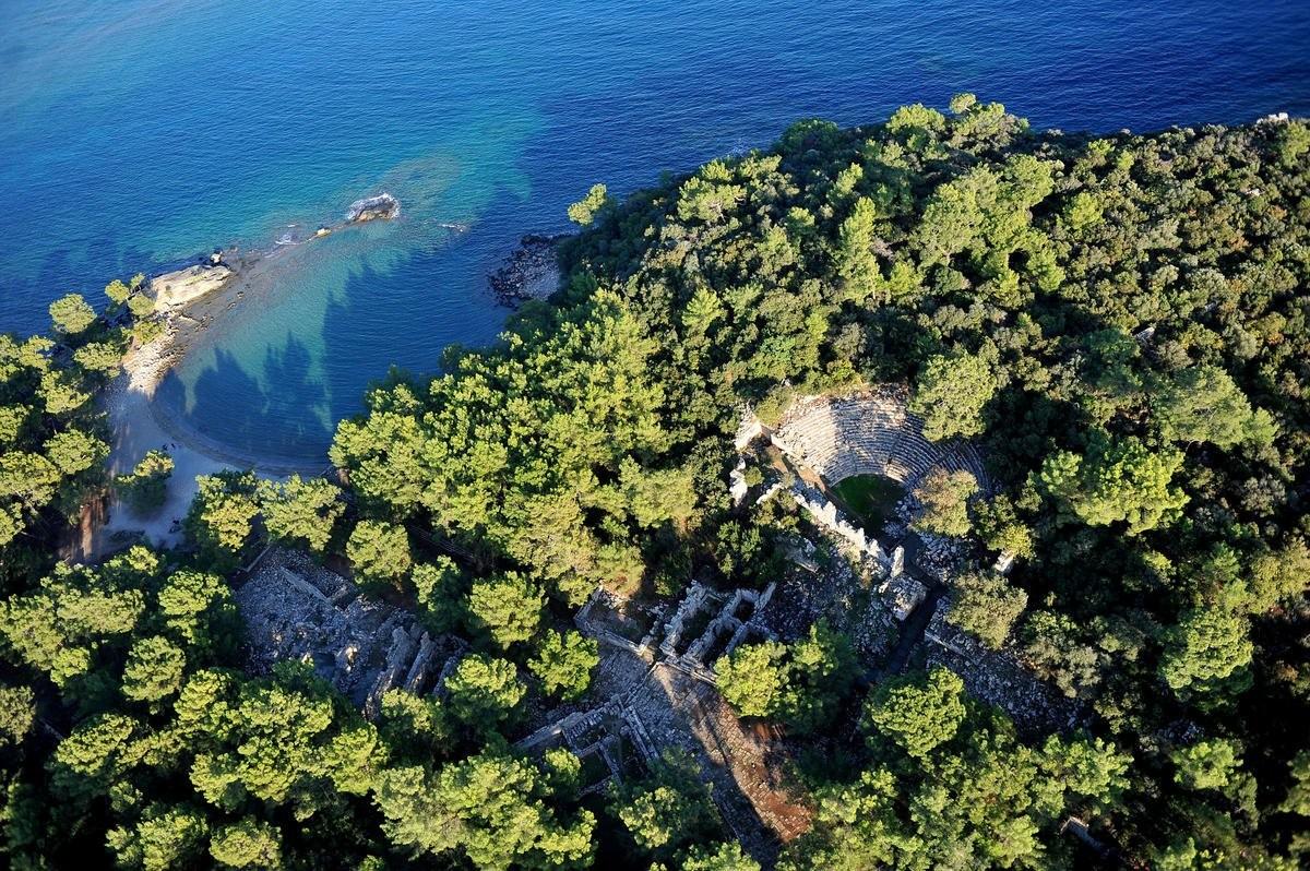 Antalya'da Mutlaka Gitmeniz Gereken 7 Antik Kent