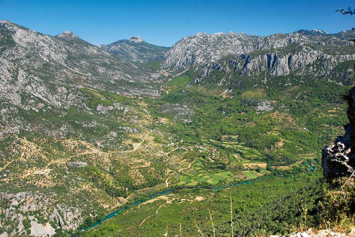 Antalya'da Mutlaka Görmeniz Gereken Bir Yer: Melas Kervan Yolu
