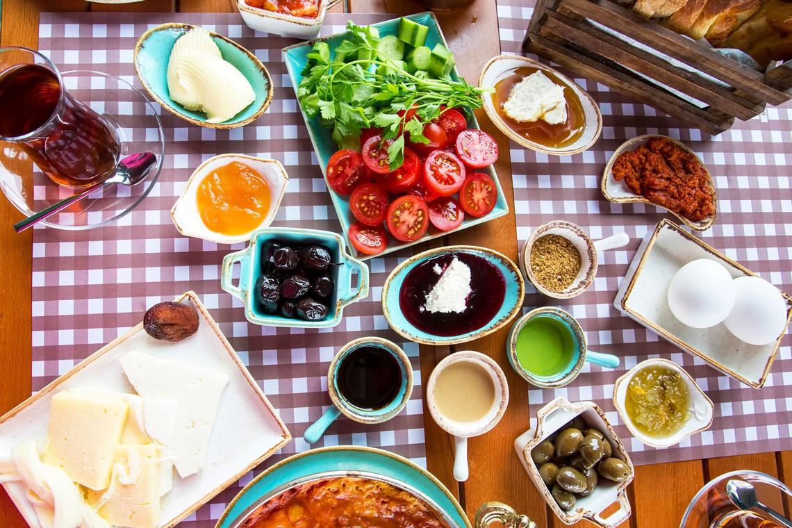 Antalya'nın En İyi 7 Kahvaltı Mekanı