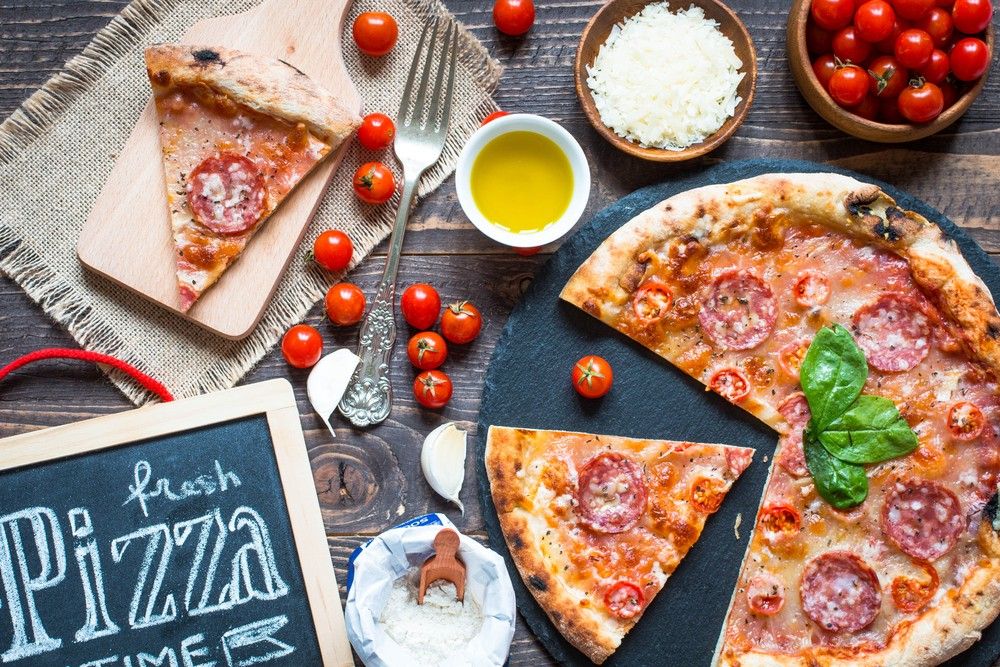 Antalya'nın En İyi 7 Pizza Restoranı