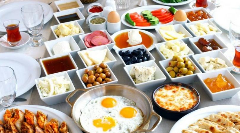 Lara'da Gidilebilecek 7 Kahvaltı Mekanı