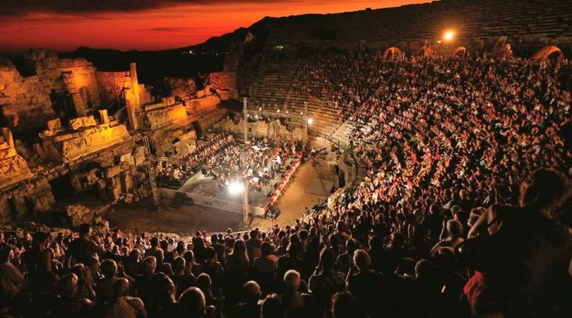 Antalya'nın Sanat Şehri Olduğunun 7 Kanıtı