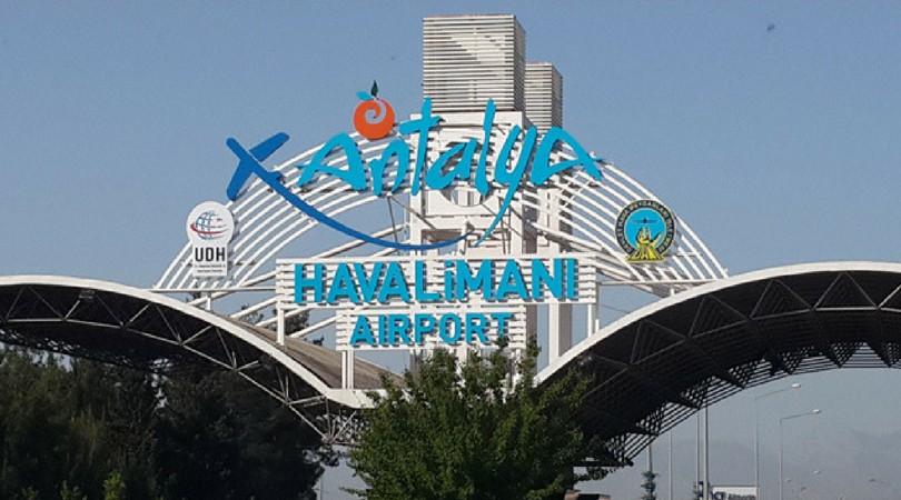 Antalya Havalimanı'na Nasıl Gidilir?