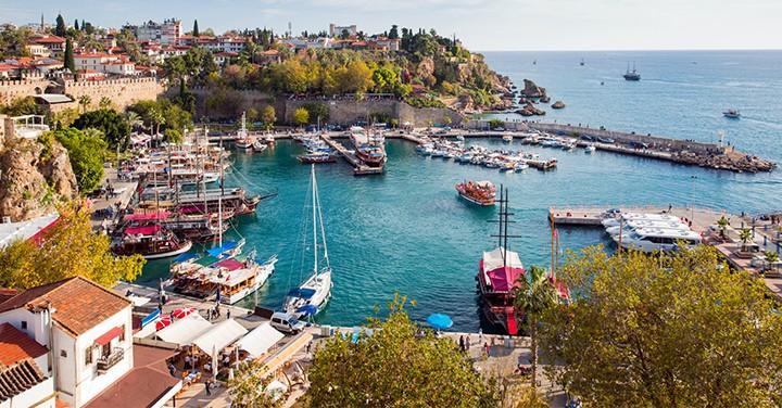 Antalyalıların Mutlu Olması İçin 7 Sebep