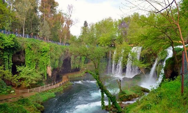 Antalya'da Mutlaka Görülmesi Gereken 7 Şelale