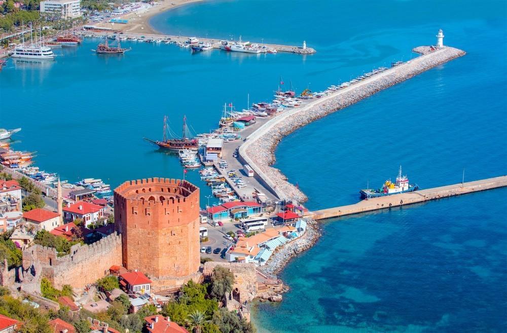 Antalya'nın Mutlaka Görülmesi Gereken 7 Harikası