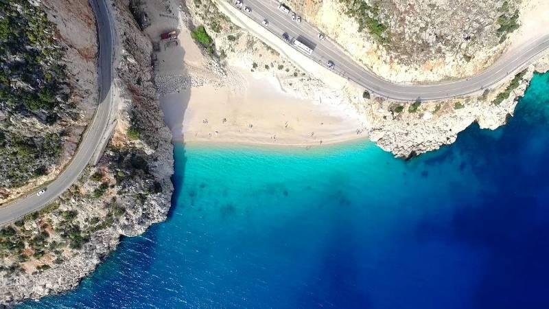 Antalya-Kaş   Arası Seyahat Ederken Mutlaka Görmeniz Gereken Yerler
