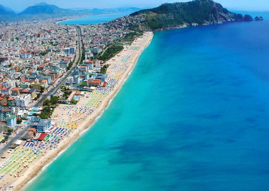 Alanya'da Mutlaka Gitmeniz Gereken 7 Plaj