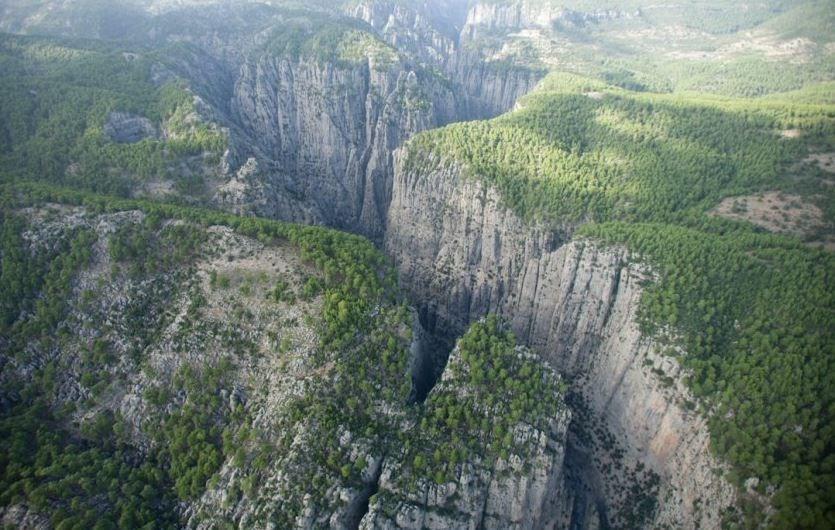 Antalya'nın Milli Parkları