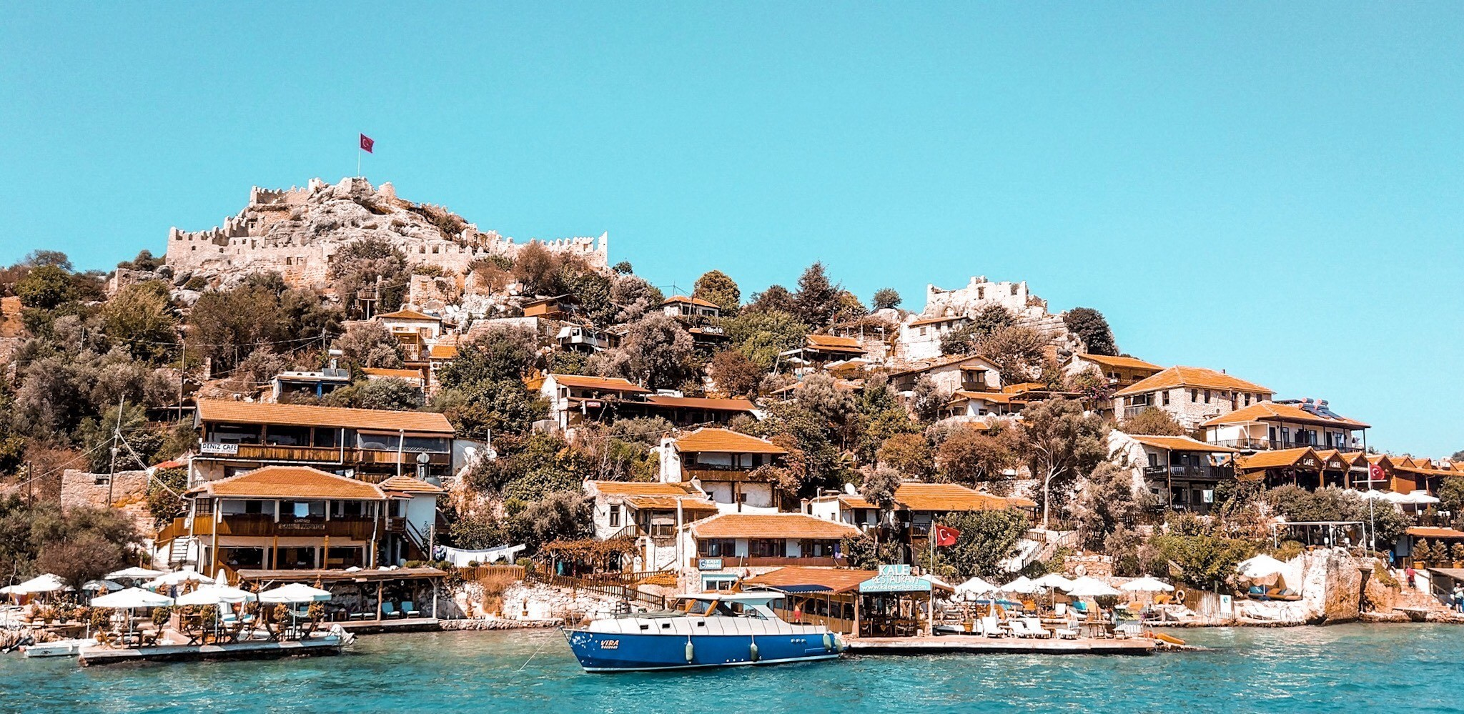 Bayram Tatili İçin Antalya'nın En Güzel Rotaları