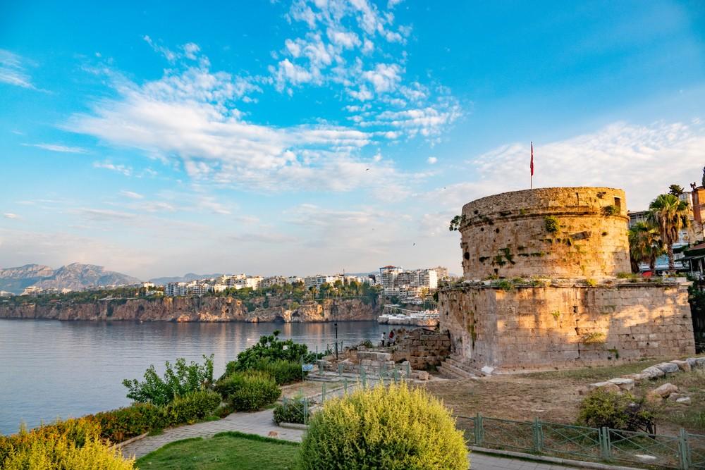 Antalya'da Buraları Görmeden Sakın Dönmeyin