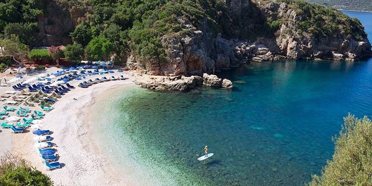 Antalya'da Mavinin Bütün Tonlarını Görebileceğiniz Cennet Plajlar