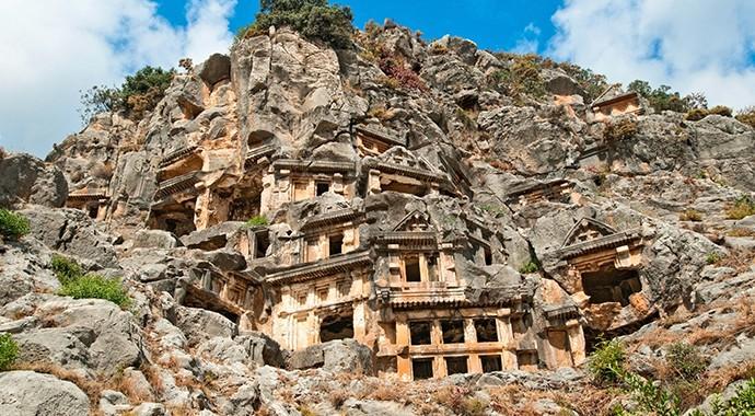 Antalya'da Gitmediğiniz İçin Pişman Olacağınız Yerler