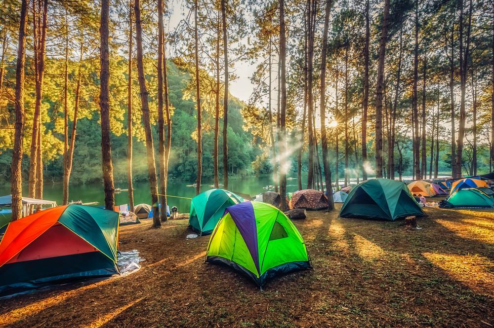 Antalya'nın En Güzel Kamp Alanları