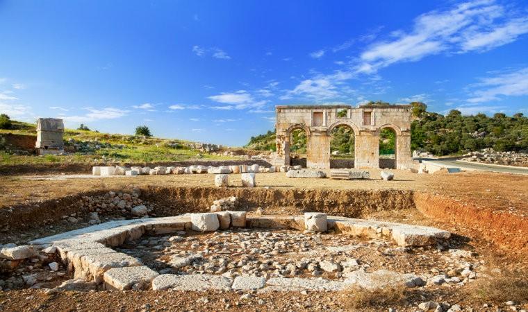 Antalya'da Mutlaka Gezmeniz Gereken Antik Kentler