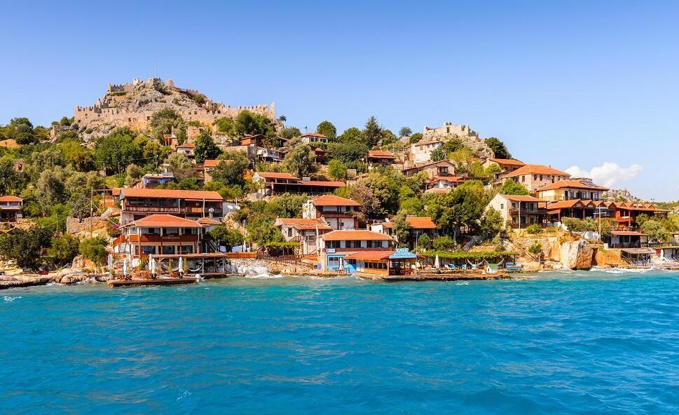 Yeryüzündeki Cennet Antalya'nın Köyleri